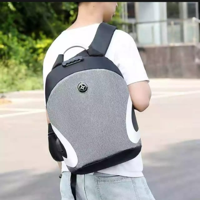 School College University Bag With Usb Cable Bags For Men