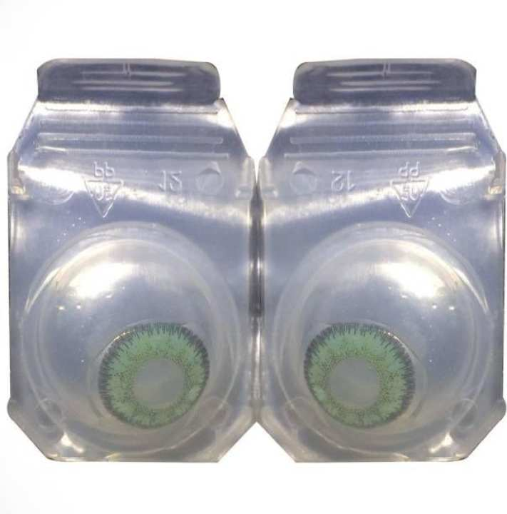 Pair Of Soft Contact Lens