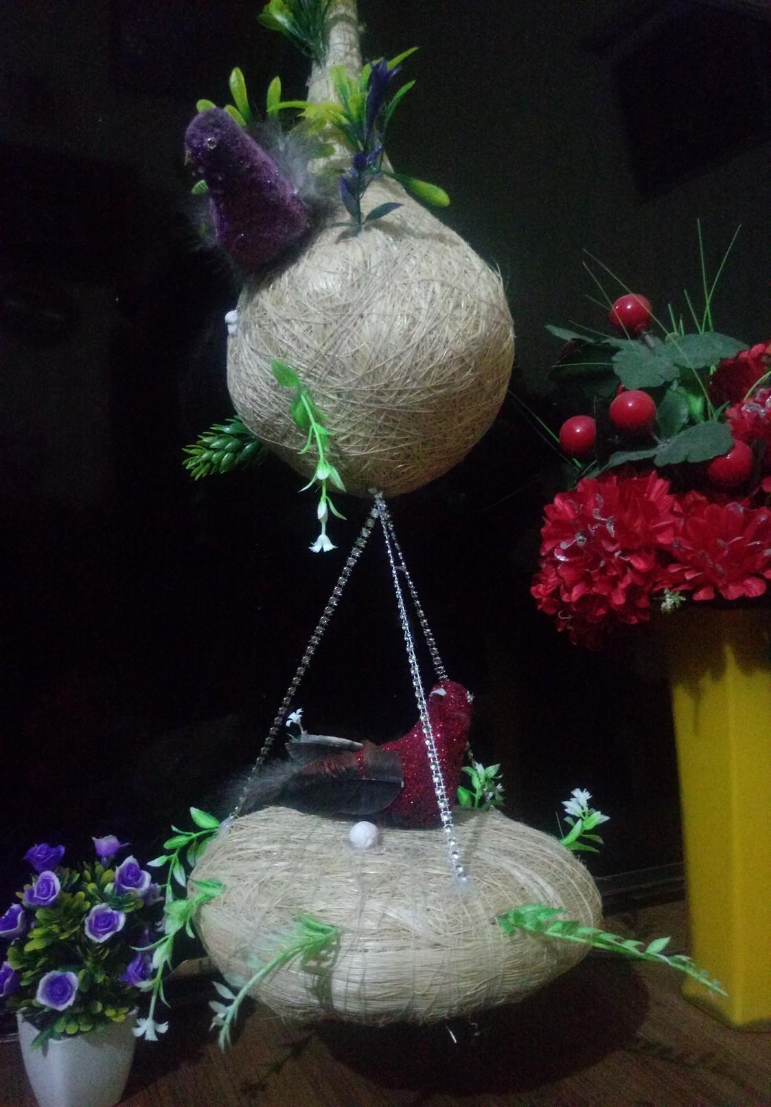 Beautiful Nest Decoration Piece ( By Apni Shop)
