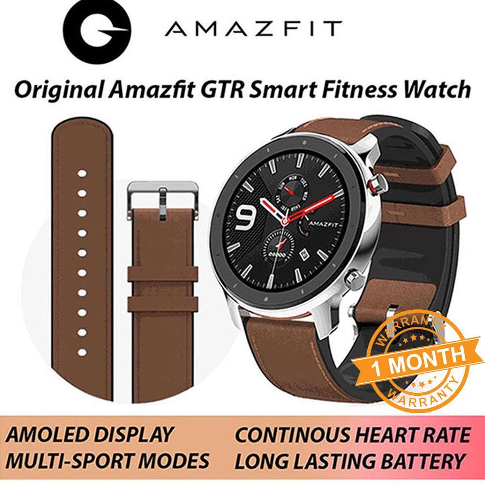 Amazfit GTR 47mm Stainless Steel