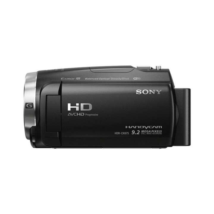 Hdr-Cx675 Handycam 1080P Full Hd Camcorder