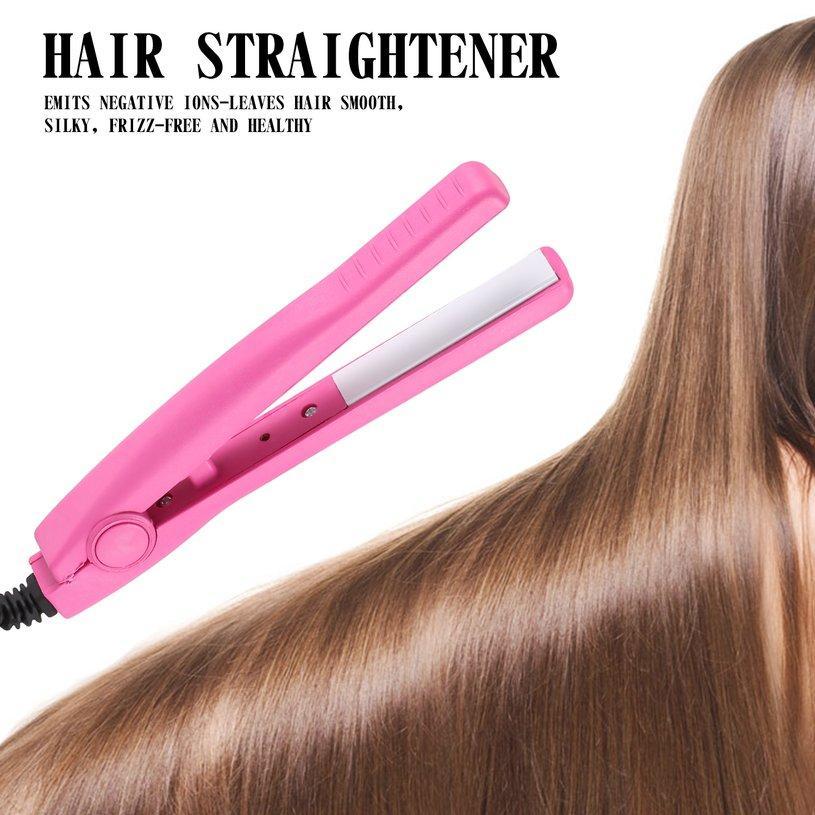 Mini Hair Straightner And Straightener