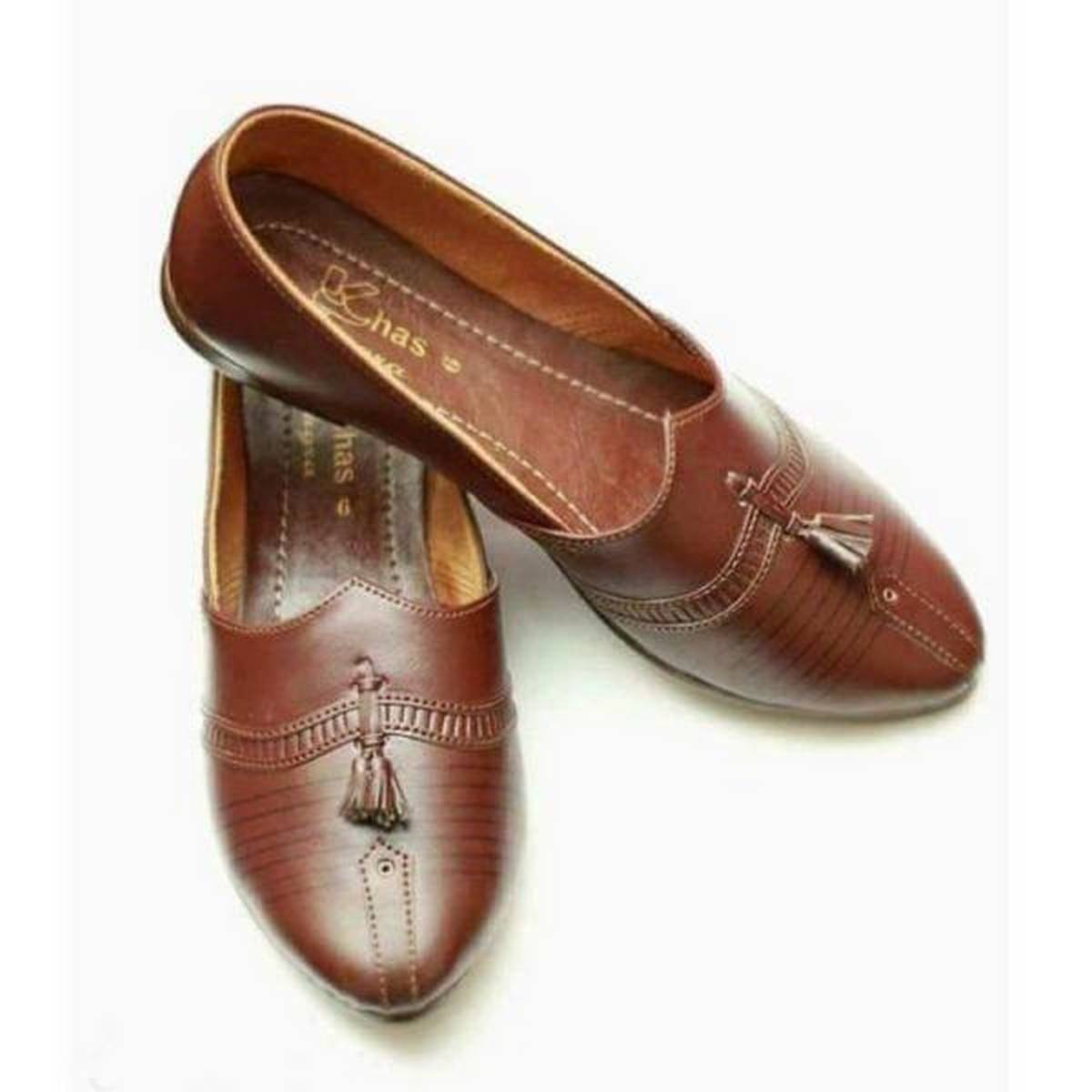 Trendy Khussa Style Shoes for Men
