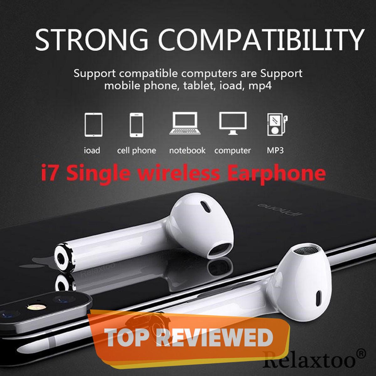 Bluetooth Wireless Stereo In-Ear Sports Handfree / Earphone High Bass