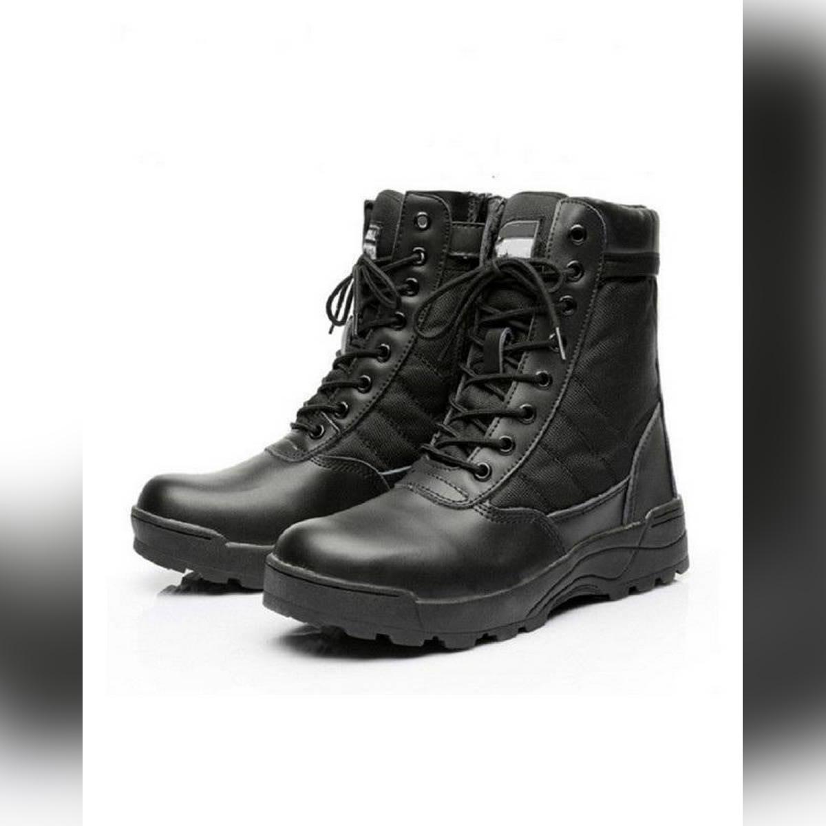 Black Delta Shoes For Men