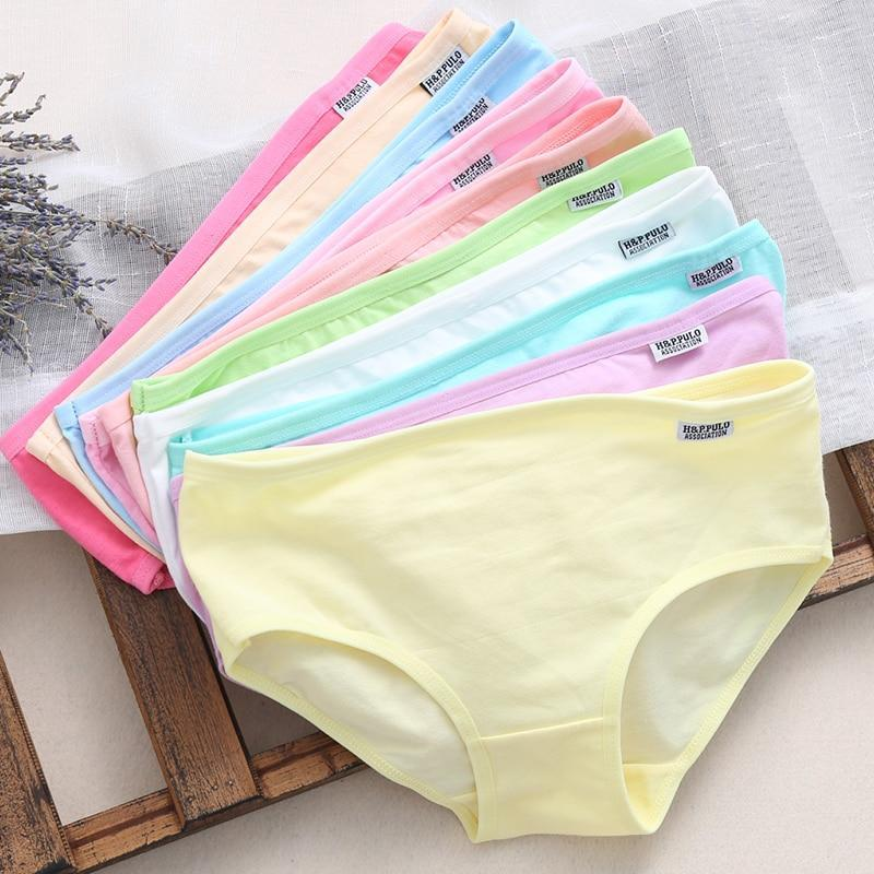 Pack Of 5 Free Size Ladies Underwear Woman Panties Sexy Lace Plus Size Panty Transparent Low-Rise Cotton Briefs Intimates New Hot Sale Good For First Night Comfortable Soft