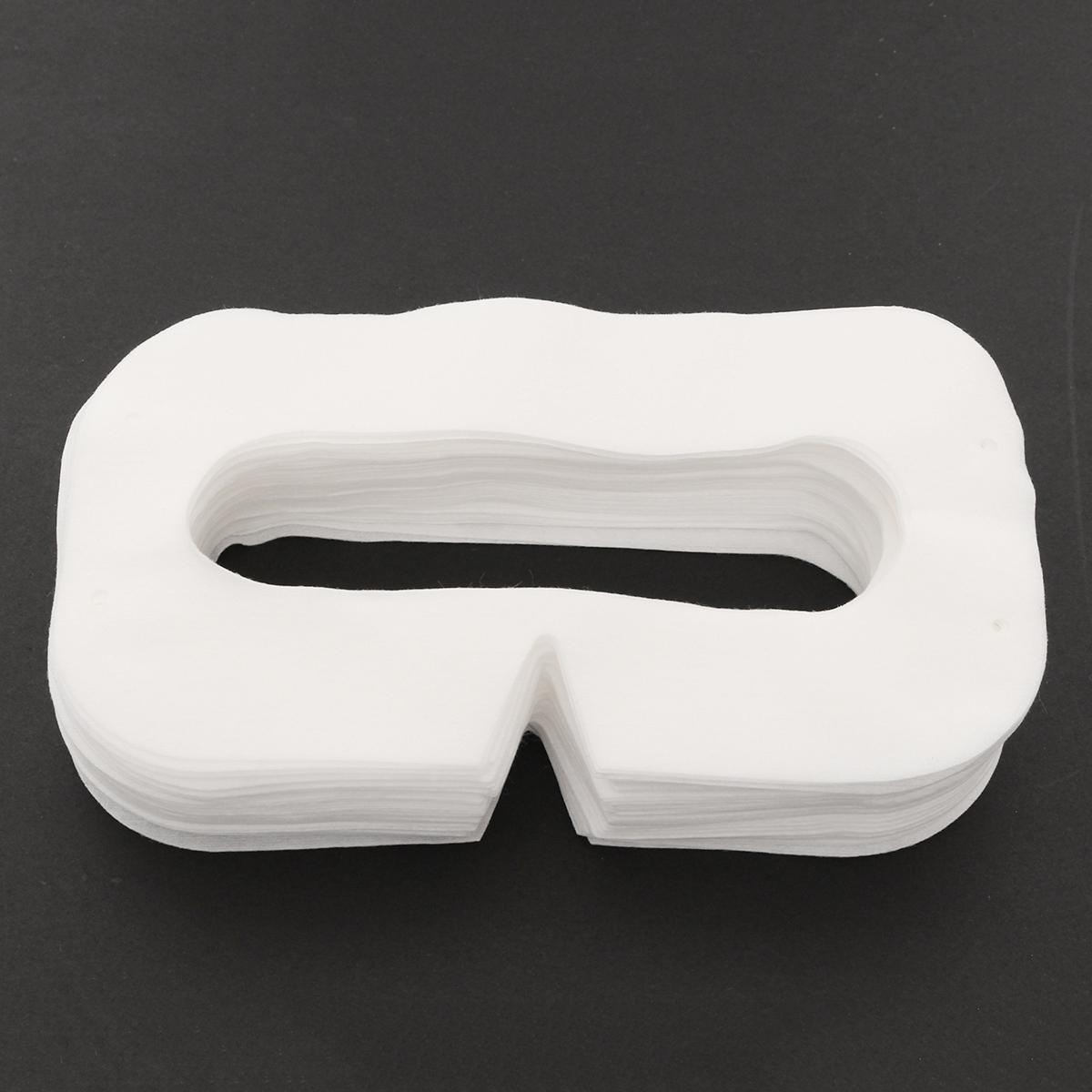 50 PCS Disposable Hygiene Eye Pad Face Mask Cover for HTC Vive/PlayStati