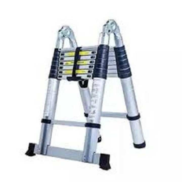 Double Foldable 7 Ft Tacticall Ladder