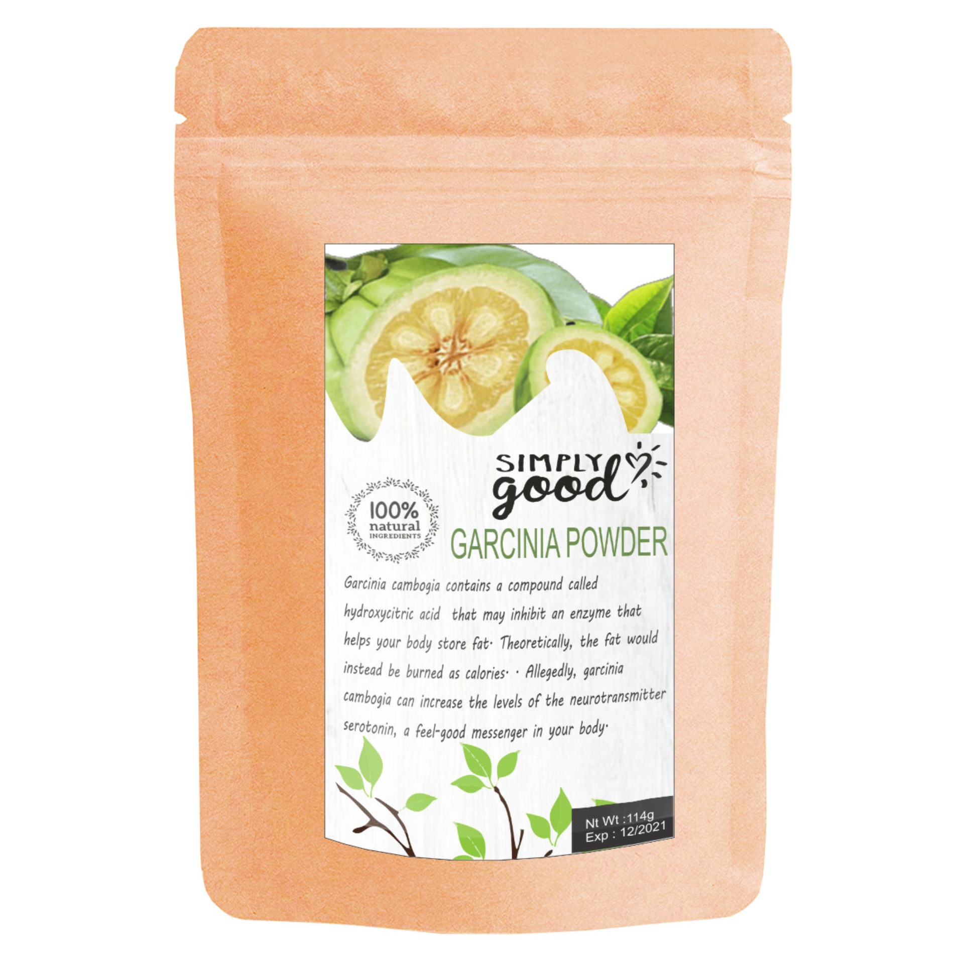 Organic Garcinia Cambogia Powder 336 G Buy Online At Best Prices