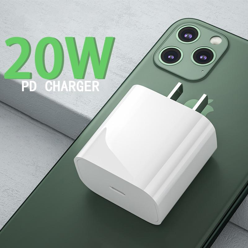 Fastest Charger Ever 100% Orignal iphone 20w  Orignal Iphone charger (Global Certified Charger) Pd Usb C Charger For Iphone 12 Pro Max 11pro max Xs Xr Fast Charger Type C to Iphone Cable  Qc 3.0 Quick Charging Mobile Phone Charger