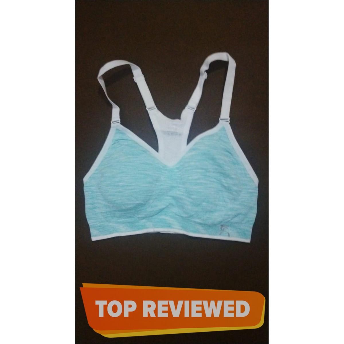 Sport Bra Women for Running Gym Strap Padded Top Quick Dry Sport bra for women
