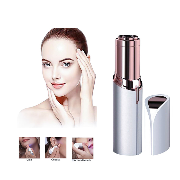Flawless Women Painless Hair Remover Face Facial Hair Remover Flawless Hair Remover Flawless Eyebrow And Facial Eyebrow Trimmer Hair Razor Pen Machine Flawless Facial Trimmer Flawless Hair remover women painless eyebrow hair remover by Abidi Collection