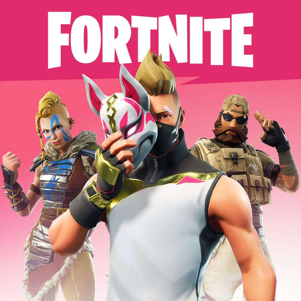 FORTNITE - PC PS4 XBOX SWITCH [Epic Games Account with Email access] - 10+  PVP Skins and Emotes - Warranty