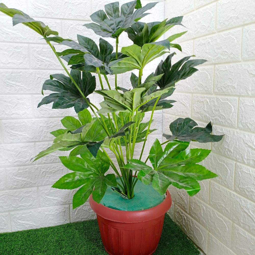Artificial Big Plants With Pot For Home Decoration Plant for Office Table Indoor Plant Home Decor Party Decore