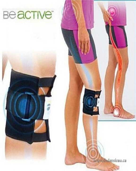 Be active Knee brace Pressure Point Brace Back Pain Relief belt
