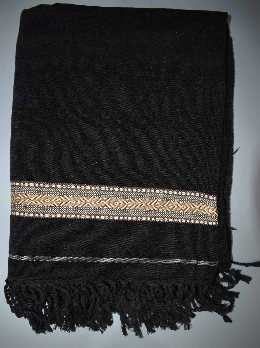 Simple Decent Design Pure Velvet China Shawl For Gents Winter Collection Black Color Buy Online At Best Prices In Pakistan Daraz Pk