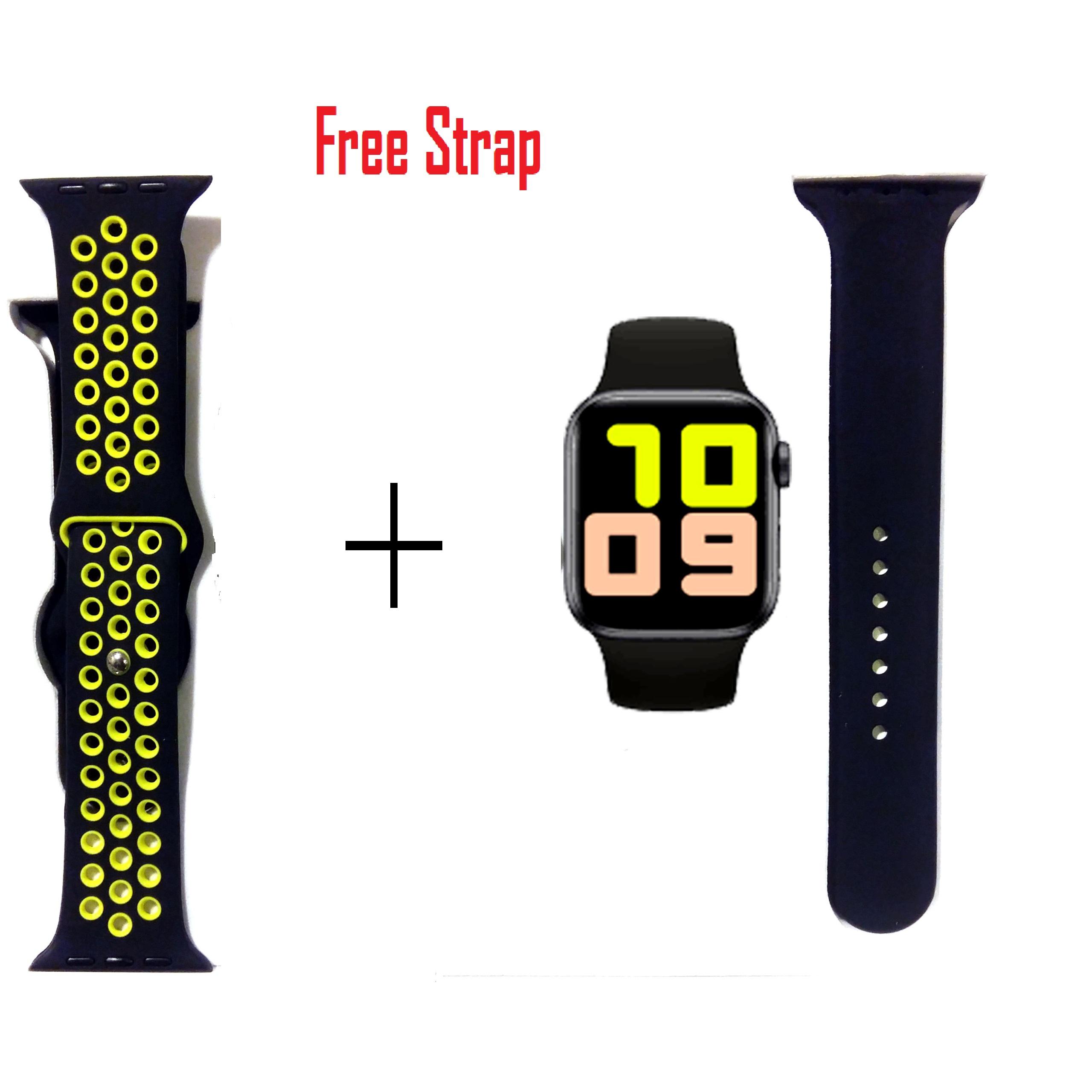 T500 + Bluetooth Smart Calling Watch 2 Straps