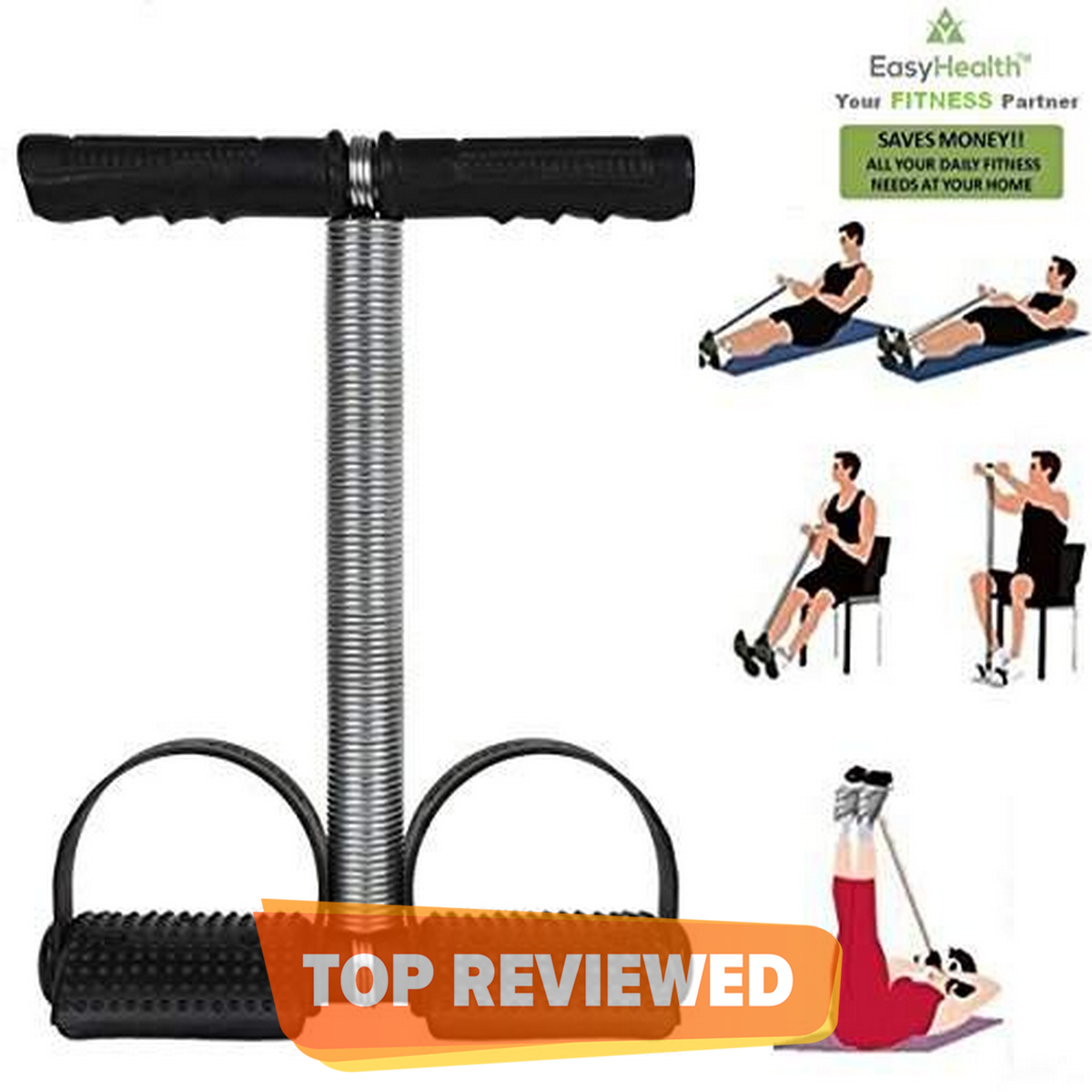 TUMMY TRIMMER SINGLE SPRING HIGH QUALITY SPRING.