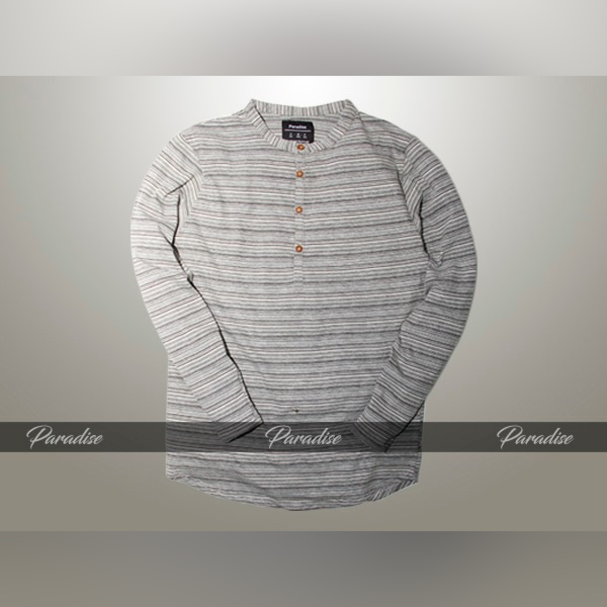 Long Sleeves Henly Tshirts For Men