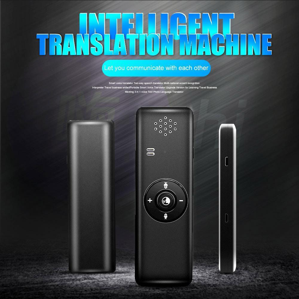 T11 Translation Machine Supports 41 Language Translation ,Fast  Translation/High-Definition Touch Screen Intelligent Voice Photo Translator  for Travel