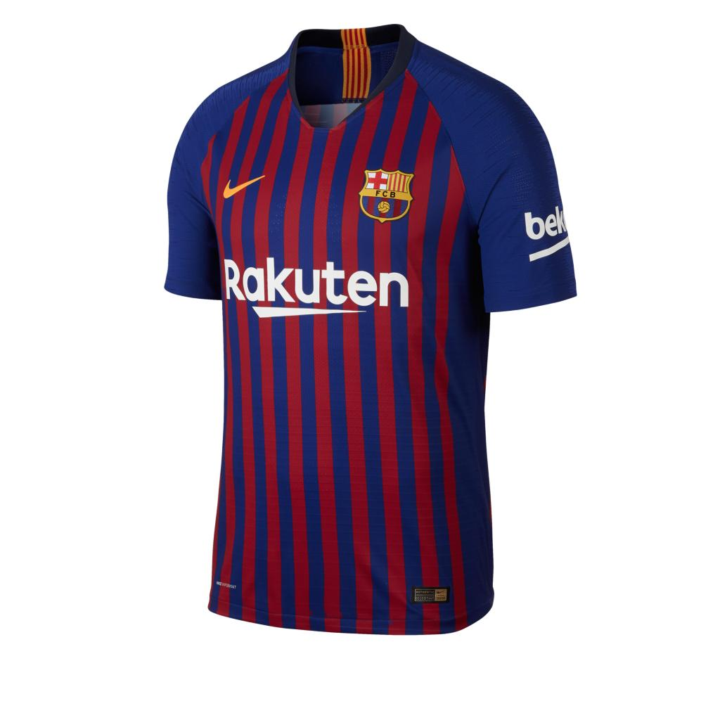 f33c9e9be FC Barcelona Football Shirt - Home - Multi Color