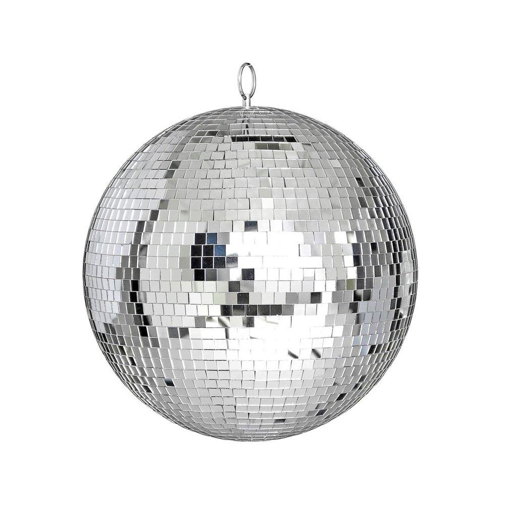 Large Mirror Glass Disco Ball DJ Dance Home Party Bands Club Stage Lighting