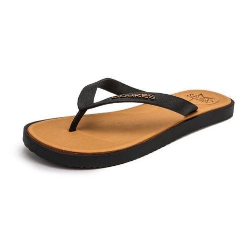 39f334f15f24 Super Large Size Men s EVA Soft Flip Flops Massage Waterproof Slip  Breathable Slippers Beach Slippers-