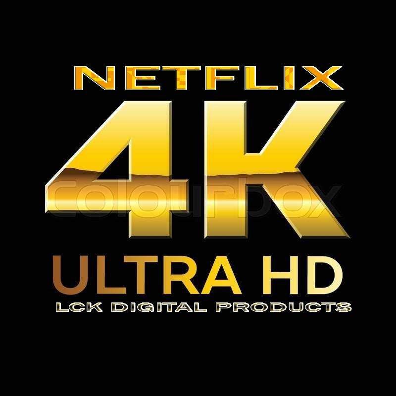 Netflix 1 Month Subscription 4K UHD 4 SCREENS