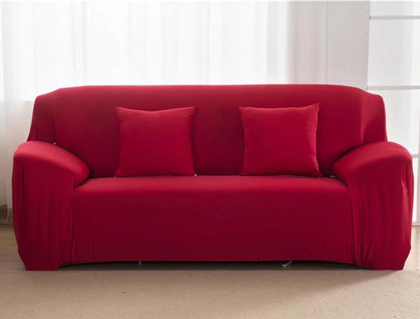 6 seater Sofa Cover 3+2+1/ Jersey Cotton Sofa Protector -Beddys Studio