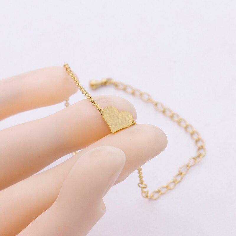 World Wide Top Quality Romantic Heart Charm Bracelet For Women