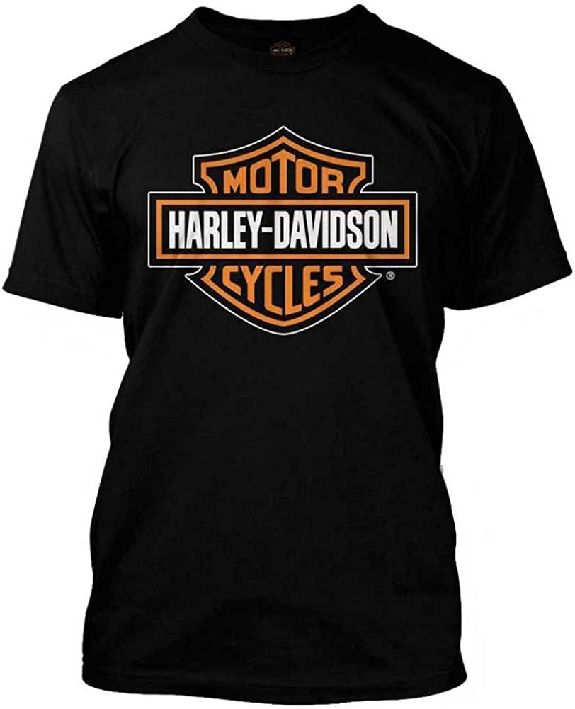 Harley Davidson Cycle T Shirt