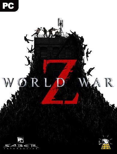 World War Z - PC Games - 4 DVDs