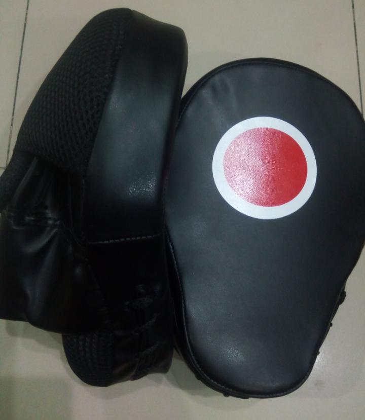 Boxing Pad Mma Gloves Sand Bag Kick boxing pad Martial Art Kick boxing coacher.