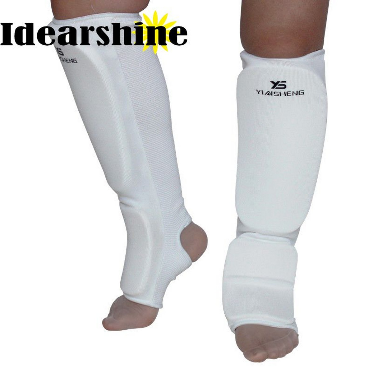 Taekwondo shank protector Karate Ankle Support Elbow&Knee Pads Kick Boxing Ankle Leg