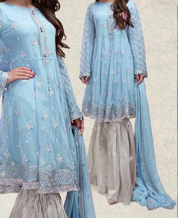 COTTON FROCK FOR WOMEN