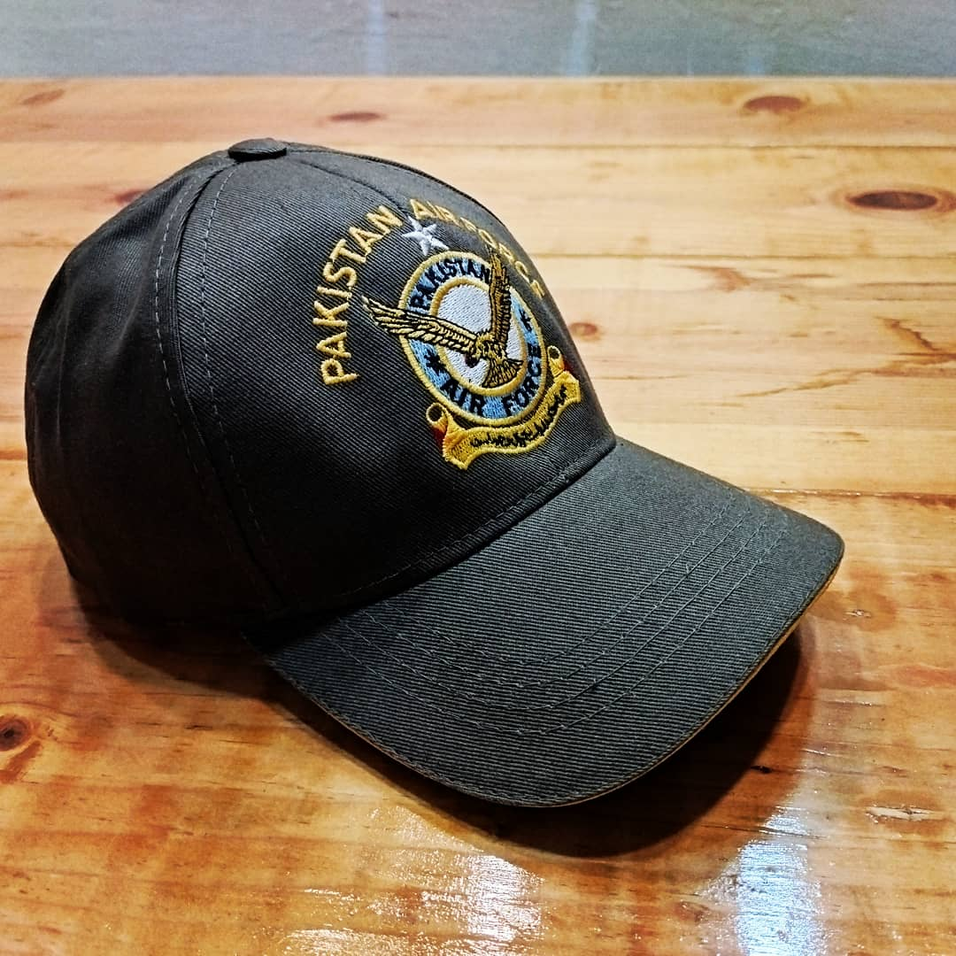 Embroided Logo Cap For Men and Women