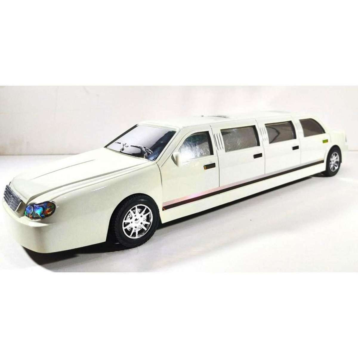Limousine Car Toy For Kids ( Boys & Girls ) Big Size: 18 Inches