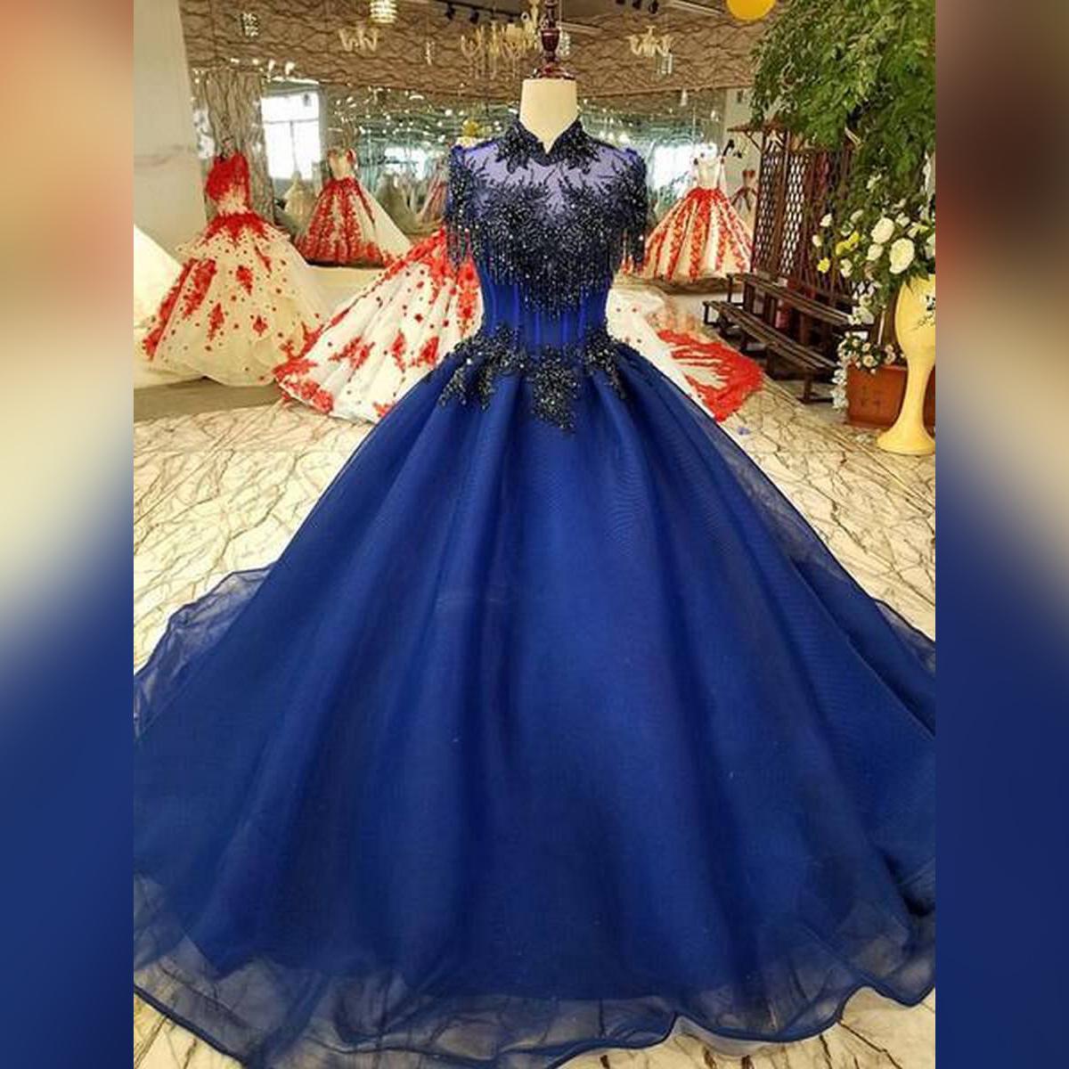 EVENING DRESS FOR WOMEN'S