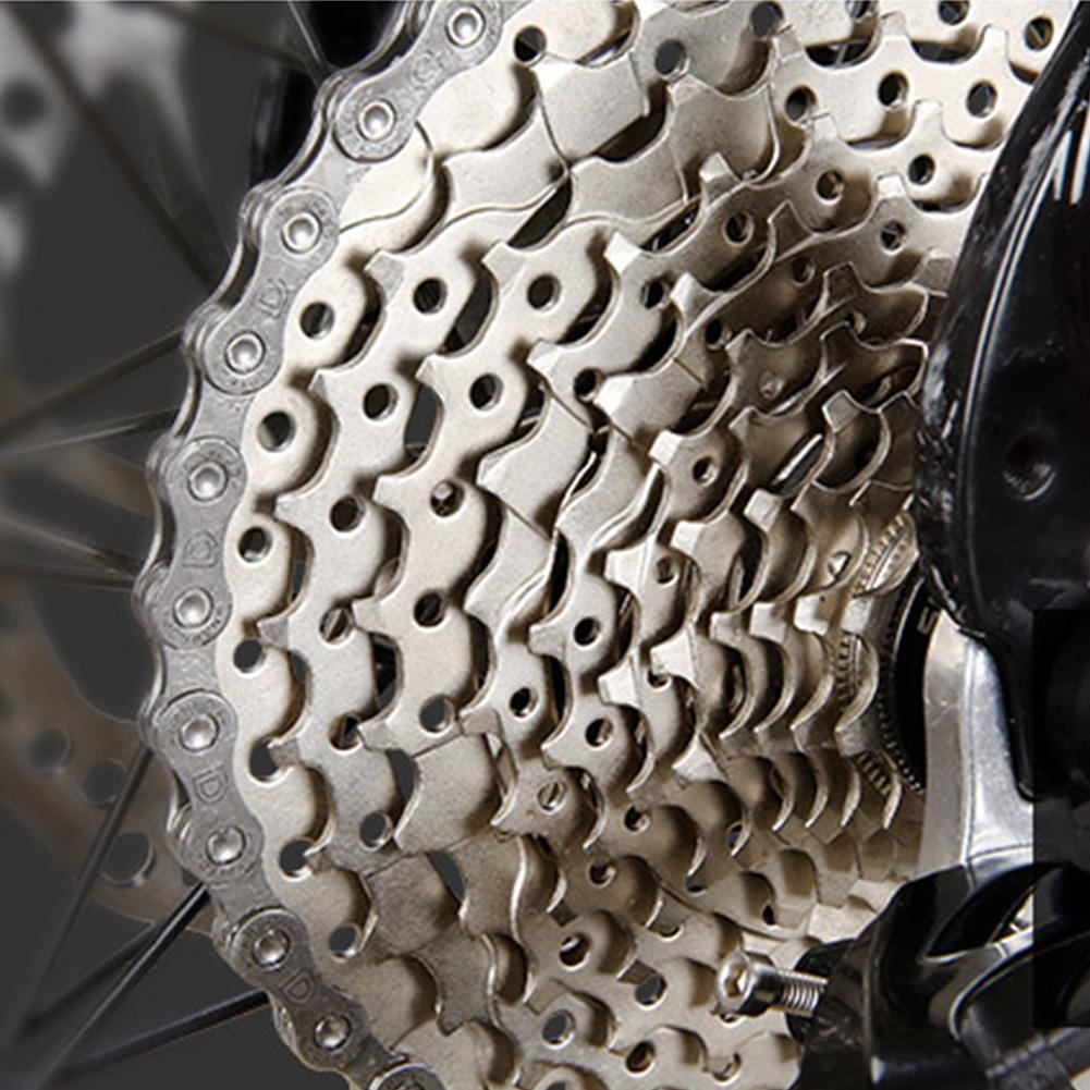 116 Link Steel Ultra Light 11 Speed Road Mountain Bike Chain Replacement Chains