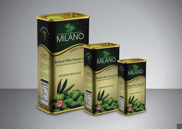Milano Olive Oil - Extra Virgin - 100 ml