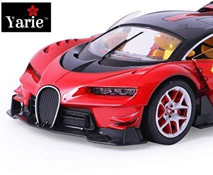 Remote Control Bugatti Model Rc Car With Opening Doors Toy