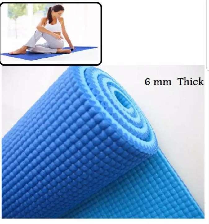 Non Slip Yoga Matt Exercise Fitness - 4mm