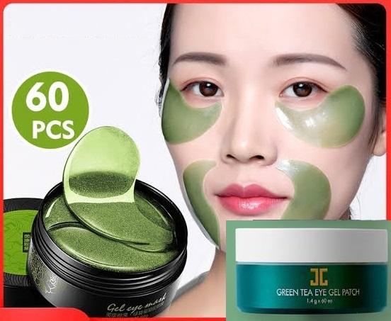 Collagen Gel Eye Mask Anti-Puffiness Anti-Aging Hyaluronic Acid Moisturizing Remover Dark Circles Eye Patches 60pc