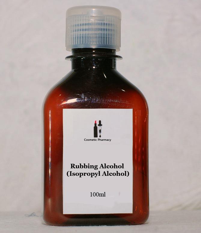 Rubbing Alcohol (Isopropyl Alcohol) 99 99% Cosmetic Grade