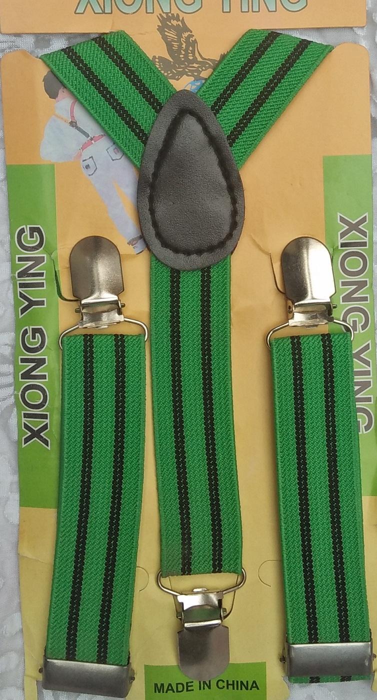Elastic Suspenders Galas For Kids