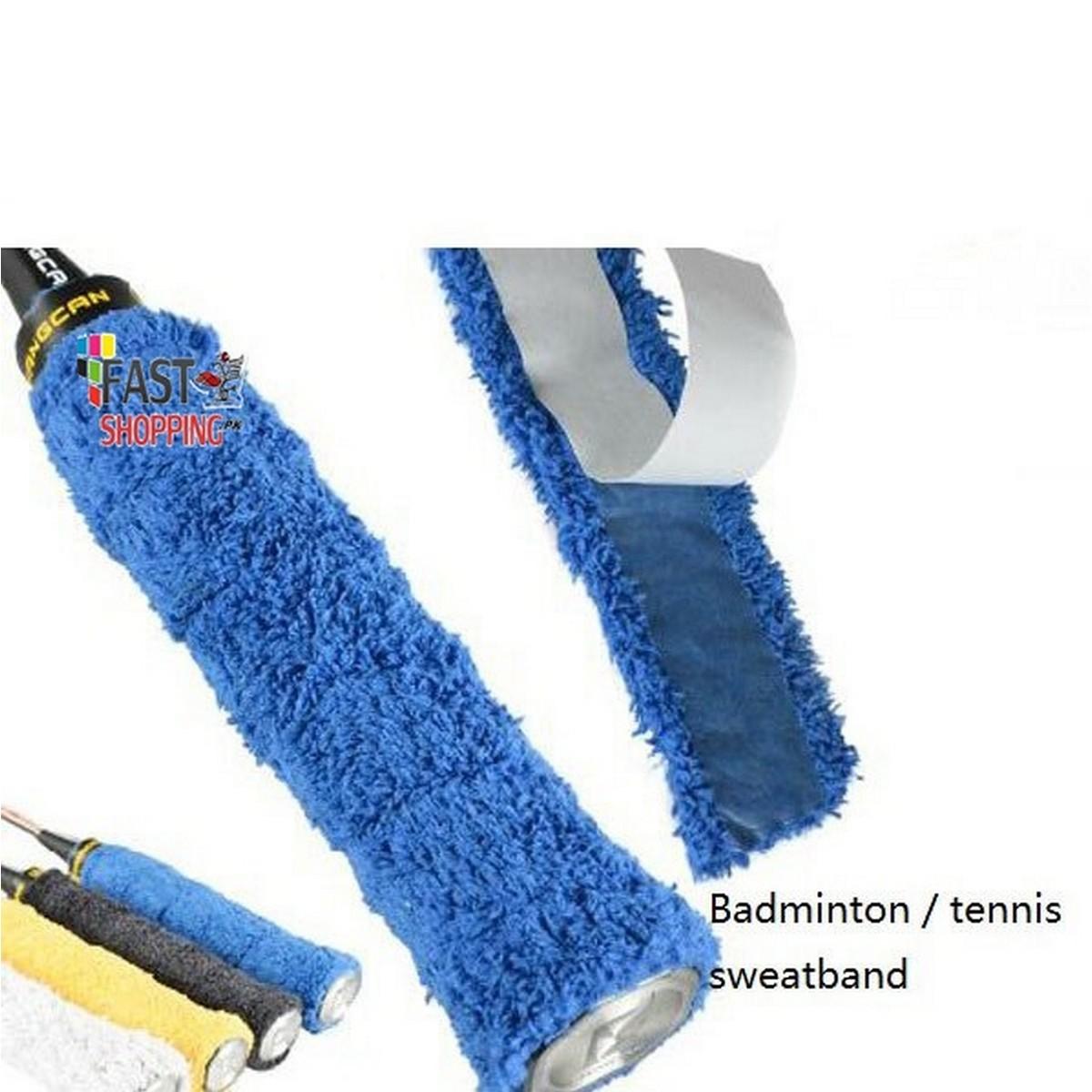 Pack of 2 Badminton Racket Towel Badminton Grips
