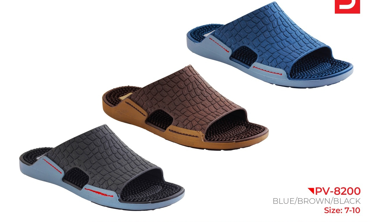 DELUXE Casual BROWN Chappal For Men Latest Arrival With Fabolus Quality