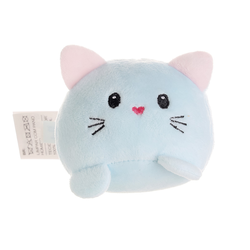 Miniso - Kitten Plush Toy with Sound