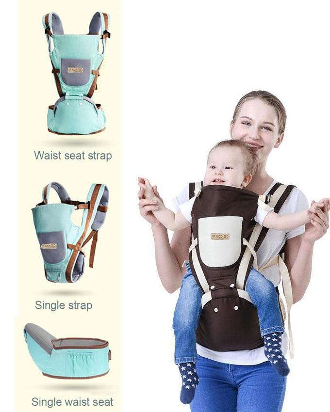ddc7d2d3dea Willbaby 3-36 Months Breathable Multifunctional Ergonomic Baby Carrier  Infant Comfortable Sling Backpack Hip seat