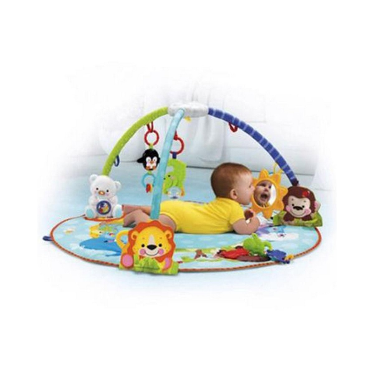 Baby Play Gym - Multicolour